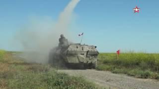 Зенитчики уничтожают цель из ПЗРК «Игла»