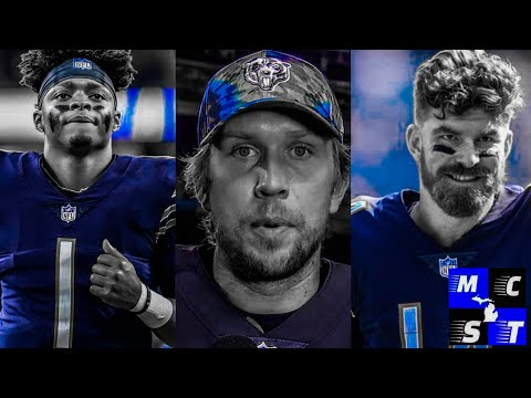 Which Chicago Bear QB Should Detroit Lions Be More Concerned About Starting Sunday!!!