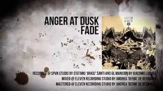 ANGER AT DUSK | FADE [Official Lyric Video]