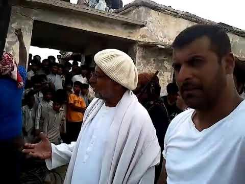shamoon abbasi in Bhai log crowded in shoot