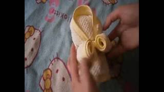 DIY Baby doll. Кукла из полотенца! Подарок своими руками!)))