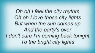 10cc - City Lights Lyrics