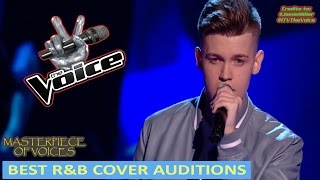 MALE R&B COVER AUDITIONS ON THE VOICE