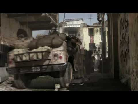Modern Warfare 2 Trailer Infamy - Edited - Funeral Song, the rasmus