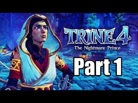 Gameplay de Trine 4 The Nightmare Prince