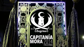 preview picture of video 'Capitania Mora Paterna 2014'