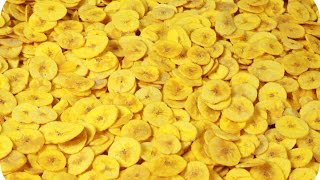 Banana Chips Recipe in Malayalam