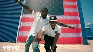 Kanye West - Otis (ft. JAY Z, Otis Redding)