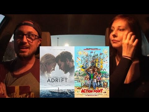 Adrift & Action Point – Midnight Screenings Review