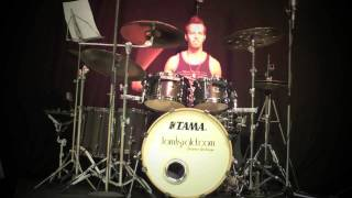 Tom Åsvold - Drumcover of Ark´s Resurrection