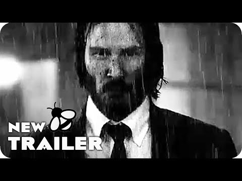 John Wick 3 Teaser Motion Poster (2019) Keanu Reeves Movie