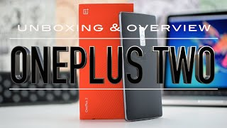Unboxing and Overview of the OnePlus 2