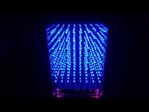Hướng Dẫn Ráp Led Cube 8x8x8