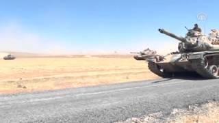 preview picture of video 'Suruç'ta askeri tatbikat'