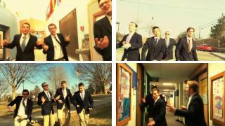 "UNH is ""Happy"" - Pharrell Williams (NH Gentlemen Acapella Cover)"