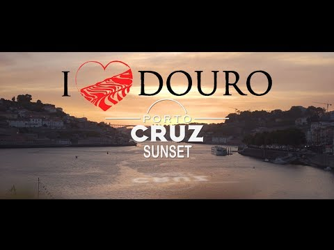 Porto Cruz Sunset by I Love Douro
