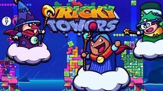 Wer hätte damit gerechnet?! | Tricky Towers