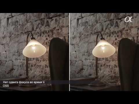 Объектив Sony SEL-P18110G видео 1