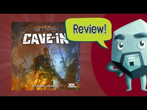 Star Scrappers: Cave-In Review - with Zee Garcia
