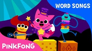 Toy | Word Songs | Word Power | Pinkfong Songs For Children