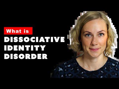 Video What is Dissociative Identity Disorder? Multiple Personalities | Kati Morton treatment trauma did