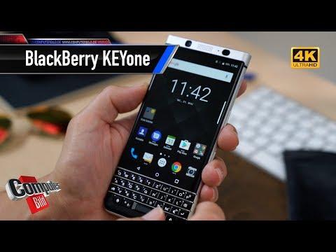 BlackBerry KEYone: Letztes Smartphone mit Tastatur?