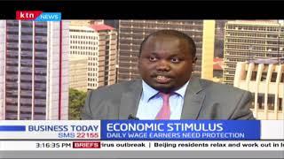 Business Today: Kenya needs sh300b to survive during the coronavirus period