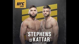 EA Sports UFC 3 Джереми Стивенс - Кэлвин Каттар