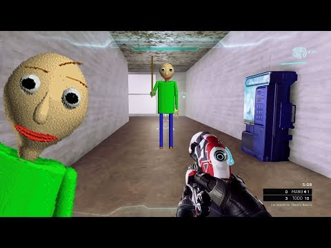Halo 5 Guardians   BALDI'S BASIC: Juego de terror al estilo de los 90's...