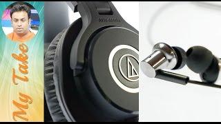 My Take - Headphones or Earphones!