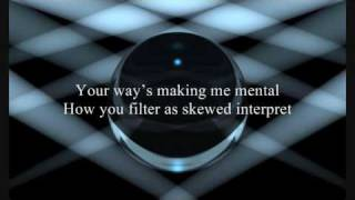 Alanis Morissette - Straitjacket (lyrics)