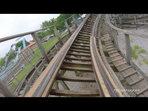 Beech Bend Amusement Park Review