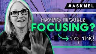 How I handle having ADD | MEL ROBBINS