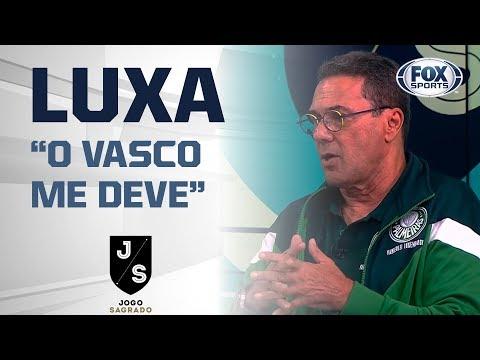 LUXA SOBRE O VASCO: