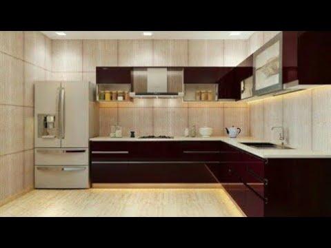 Modular Kitchen Interior Design Ideas   Modern Kitchen Color Combinations   Kitchen Cabinets Design