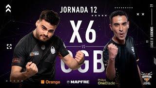 x6tence VS Origen BCN | Jornada 12 | Temporada 2019 Verano