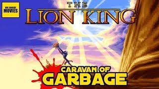 The Lion King CHALLENGE   Caravan Of Garbage