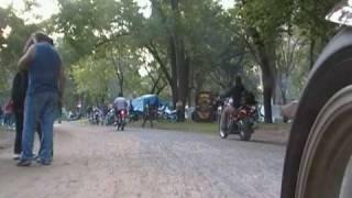 preview picture of video 'Motoencuentro Mercedes 2010 - Predio'