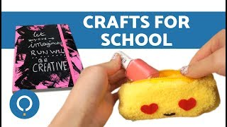 The Best Crafts for School - DIY Stationery
