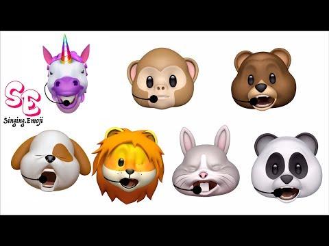 [Animoji Karaoke] Emoji Singing 'FAKE LOVE' -- BTS (방탄소년단) | With ENG_KOR LYRICS!