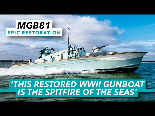 MGB 81 | Review | Motor Boat & Yachting