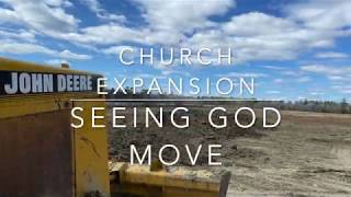 DJI Phantom Pro 3: Church Property April 2020