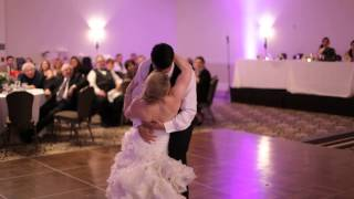 Vanessa and Jason's First Dance to Close Your Eyes by Michael Bublé