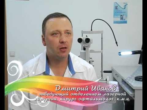 Восстановления зрения после контузии