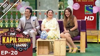 The Kapil Sharma Show - दी कपिल शर्मा शो–Ep-20-Govinda in Kapil's Mohalla–26th June 2016