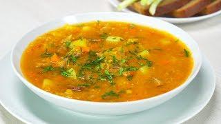 Чечевичный суп. Рецепт от Всегда Вкусно!