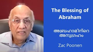The Blessing of Abraham (Malayalam) : Br Zac Poonen