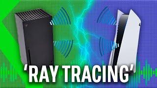 Así funciona el sonido 'RAY TRACING' en PS5 y XBOX SERIES X