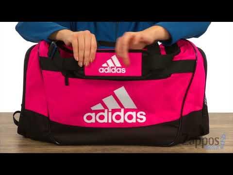 e71762af0242 ... YouTube  huge discount a5f14 d101e adidas Defender III Medium Duffel  SKU 8990643 ...