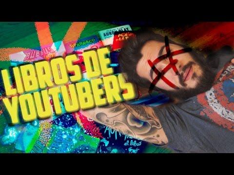 Libros de youtubers
